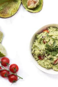 Guacamole great for kids and babies. No added salt.