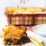 5 a day pie, a cottage pie with 5 different hidden fruit / veg. Great for fussy eaters.