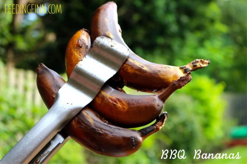 bbq bananas ff