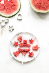 Watermelon Christmas Pops