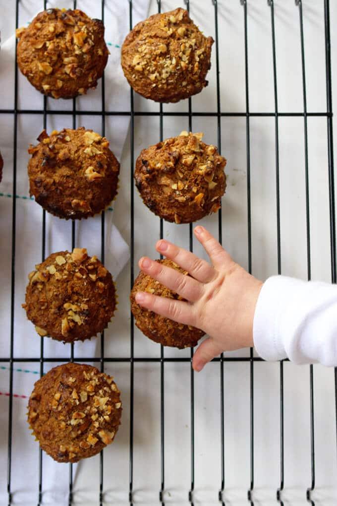 loquat fruit healthy fruit muffins no sugar