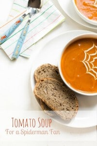 Tomato Soup for Kids