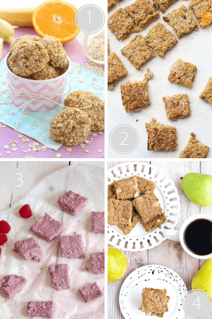 30 Delicious Kids' Treats Sweetened Only With Fruit