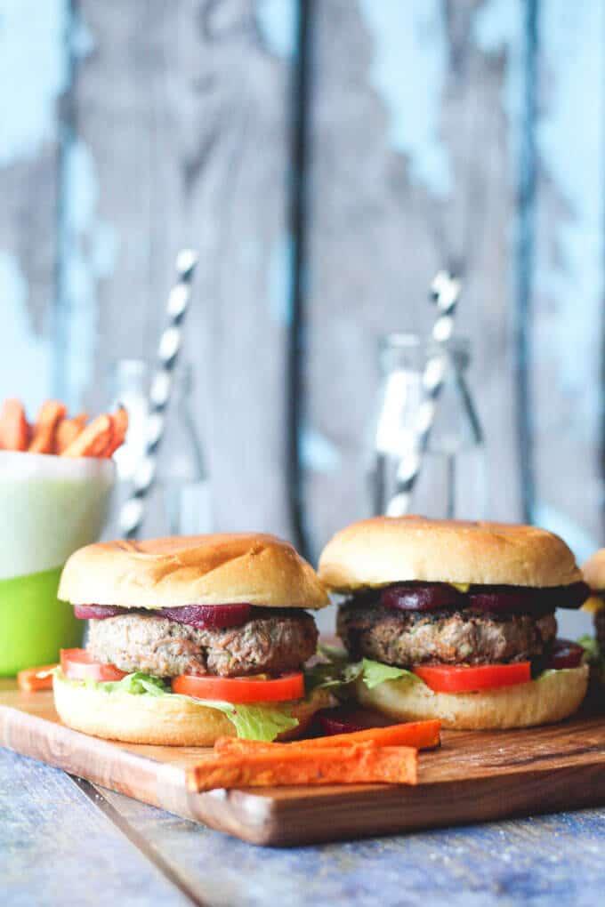Hidden Veggies Beef Burgers Making Kid Food Healthier