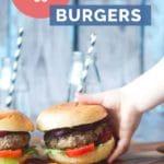 Beef Burgers Pin
