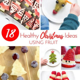 18 healthy Christmas Ideas Using Fruit