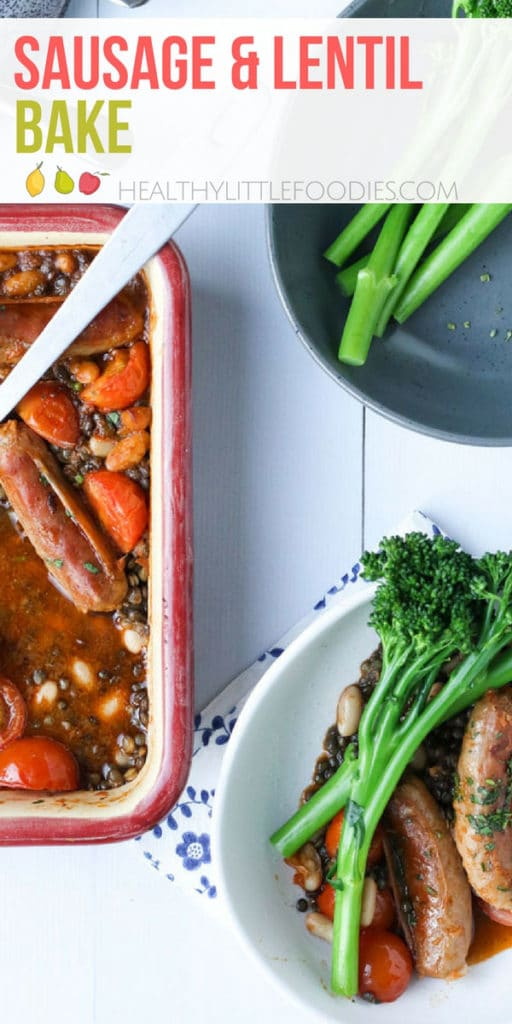 A super EASY and hearty midweek meal. Made with only 5 ingredients it is a perfect family midweek meal.