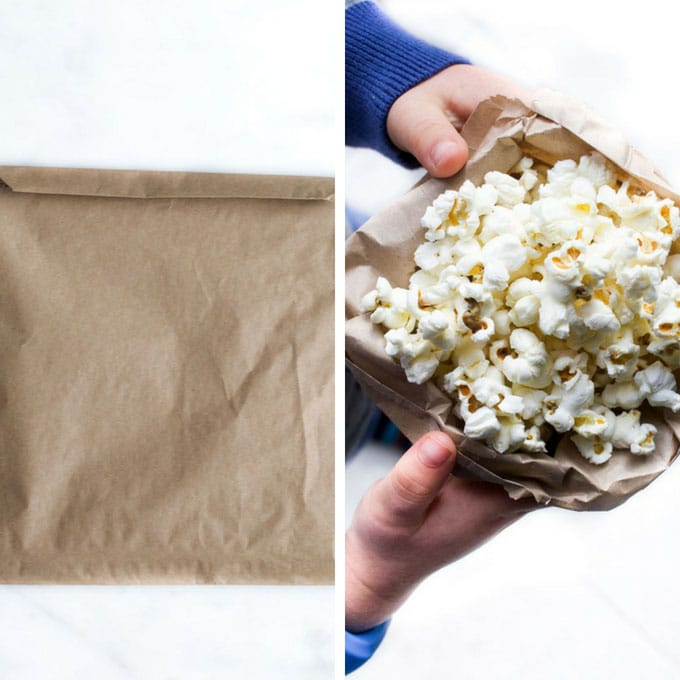Homemade Popcorn Two Ways - Healthy Little Foodies