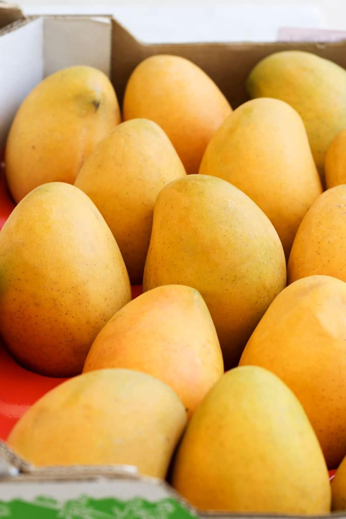 Box of Mangoes