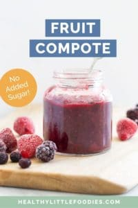 Fruit Compote Pin