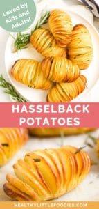 Hasselback Potatoes Long Pin