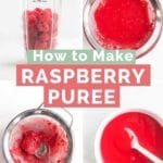 Raspberry Puree Pin 3