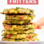 Vegetable Fritters Pin 3