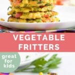 Vegetable Fritters Long Pin
