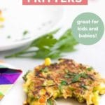 Vegetable Fritters Short Pin