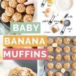 Banana Baby Muffins Pin 3