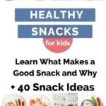 Healthy Snacks for Kids Short Pin