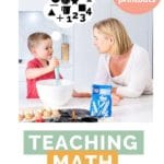 Teaching Math Through Cooking Short Pin