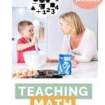 Teaching Math Through Cooking Short Pin
