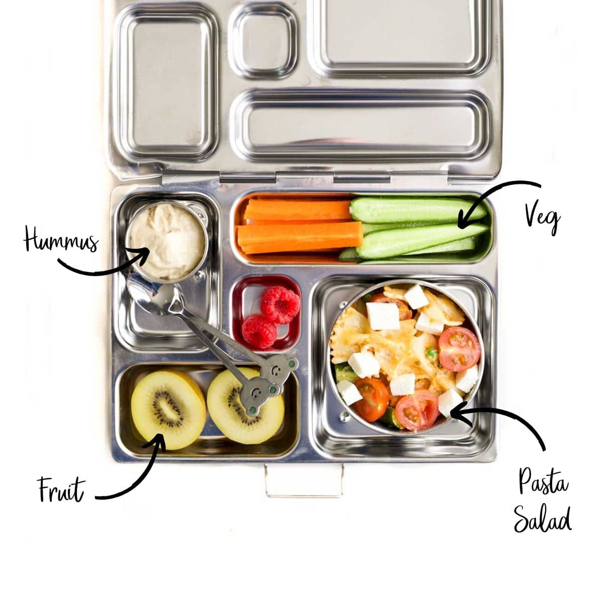 Healthy Lunch for Kids in Planet Lunchbox