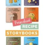 Personalised Story Book Pin